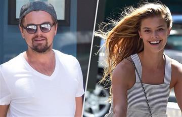 Leonardo Dicaprio y su novia sufren accidente automovilístico