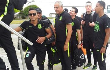 Nacional y Junior llegaron a Bolivia para la Sudamericana