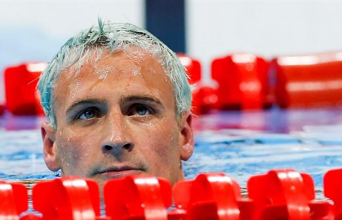 Río 2016: Nadador que inventa atraco en Brasil, pierde a sus patrocinadores