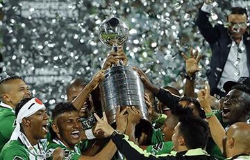 Atlético Nacional es el mejor equipo colombiano en el ránking mundial