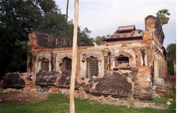 Birmania: Fuerte sismo de 6,8 grados