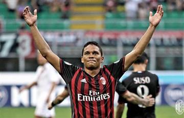 Carlos Bacca: Milan decidido en mantener al colombiano
