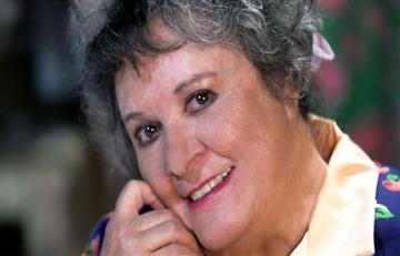 Evita Muñoz 'Chachita' fallece a los 79 años