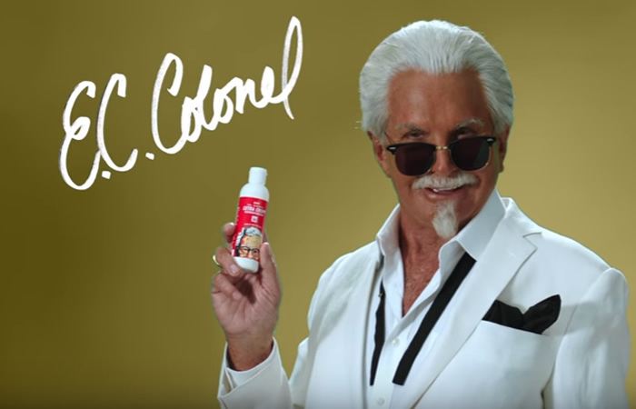 Twitter: KFC lanza un protector solar con olor a pollo frito