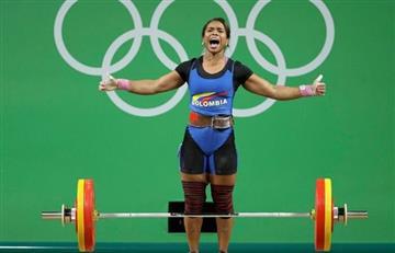 Leidy Solís podría ganar medalla de plata