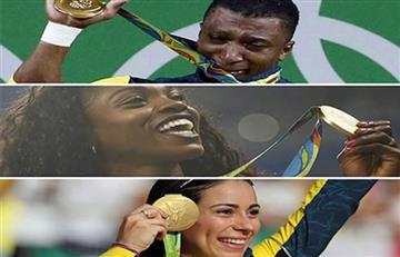Río 2016: ¿Colombia sí paga bien por los oros de los deportistas?