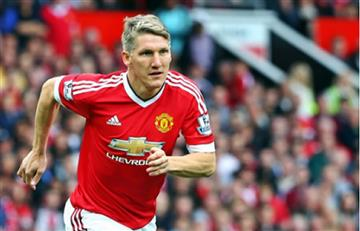 Schweinsteiger se retirará en el Manchester United