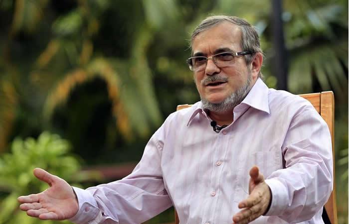 Rodrigo Londoño Echeverri, conocido bajo los alias de