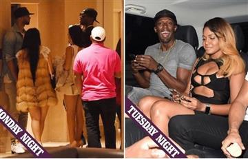 Usain Bolt: Más fiesta y mujeres, ahora en Inglaterra