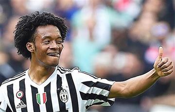 Cuadrado: Su golazo entre los mejores 8 de la UEFA