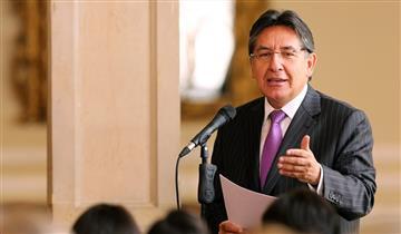 El fiscal Martínez aseguró que no habrá impunidad con las Farc
