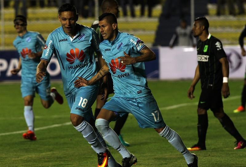 En FOTOS y VIDEO, el empate de Nacional en La Paz