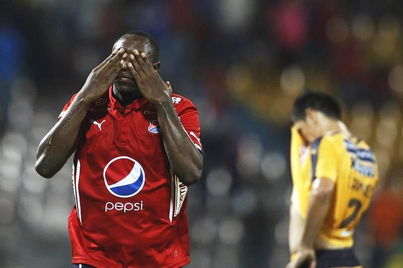 EN FOTOS y VIDEO, lo que no se vio de la goleada del Medellín a Sp. Luqueño