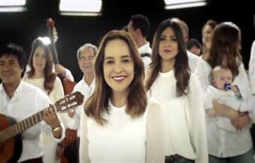 En una canción artistas colombianos le dicen adiós a la guerra