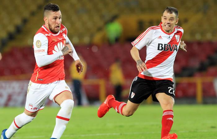 Independiente Santa Fe sueña con la Recopa ante River Plate