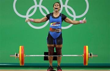 Leidy Solis, medalla de plata
