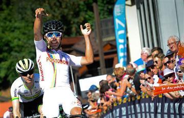 Tour de Porvenir: John Rodríguez líder del Tour