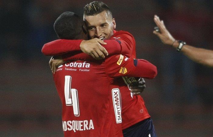 Triunfazo del Medellín en la Copa Sudamericana