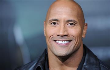 Dwayne Johnson, el actor mejor pagado según la revista Forbes