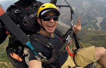 El youtuber colombiano que entretiene a los viajeros
