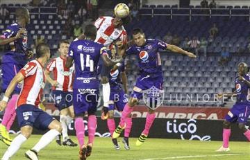 Goleada de Junior al Medellín en la Copa Colombia