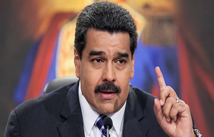 Venezuela: Maduro listo para contraatacar 'La gran toma de Caracas'
