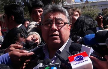 Viceministro boliviano murió por un derrame cerebral y torácico