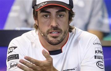 Fórmula 1: Sanción para Fernando Alonso
