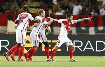 Mónaco sin Falcao le ganó al PSG