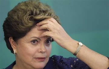 Dilma Rousseff podría ser sancionada esta semana