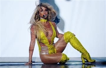 Britney Spears: Decepciona a sus fanáticos en los VMA 2016