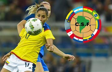 Conmebol respalda candidatura de Colombia para Mundial Femenino
