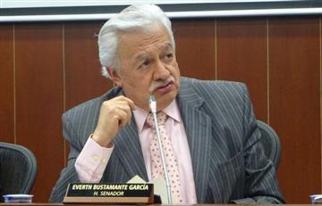 """Everth Bustamante dijo ser víctima de un """"montaje"""""""