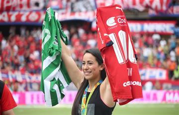 Mariana Pajón: La bicampeona olímpica deslumbró en el Atanasio Girardot