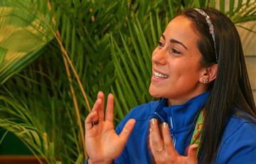 Mariana Pajón recuerda su hazaña en Río 2016