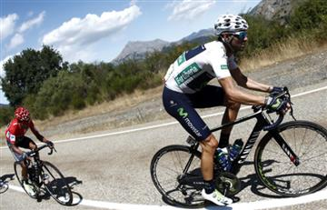 """""""Nairo Quintana y Chris Froome son los favoritos"""" asegura Valverde"""