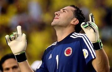 ¡David Ospina feliz cumpleaños!