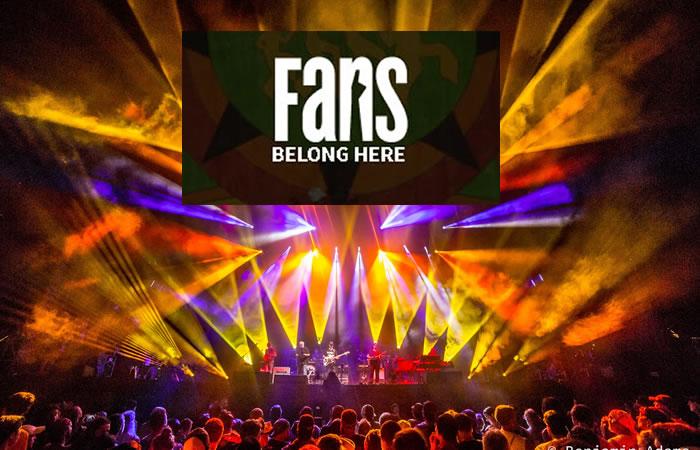 Fans es la nueva red social de música. Foto:Facebook