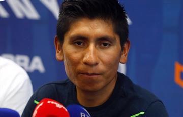 "Nairo Quintana: ""Pondré las cosas difíciles"""