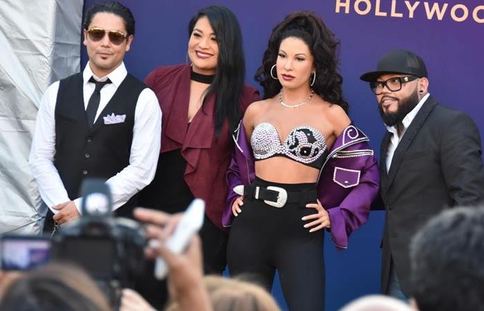 Selena es inmortalizada en el museo Madame Tussauds. Foto: EFE