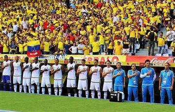 Un venezolano cantará el himno de Colombia en el Metropolitano