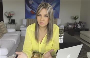 Vicky Dávila ya sabe cómo votará en el plebiscito