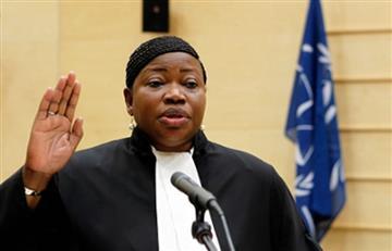 Corte Penal Internacional respalda los acuerdos de paz