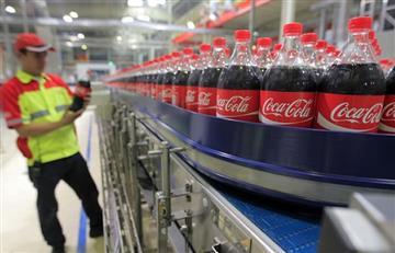 Encuentran 370 kilos de cocaína en una fábrica de Coca Cola