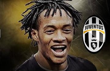 Juventus recuerda los momentos más emotivos con Cuadrado