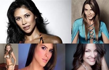 Las famosas de 40 más hermosas de Colombia