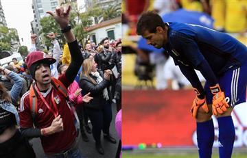 Mientras Colombia ganaba a Venezuela, Venezuela le ganaba a Maduro