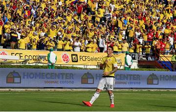 Selección Colombia gana a Venezuela tras 9 años