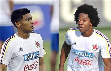 Selección Colombia: Teófilo Gutiérrez y Carlos Sanchez en duda