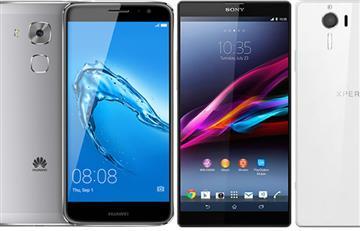 Sony y Huawei lanzan sus nuevos móviles